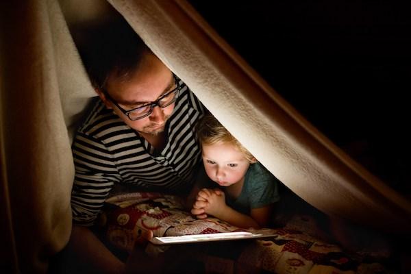 Tipp zum Einschlafen - Blaulicht vermeiden