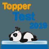 Topper Test 2019