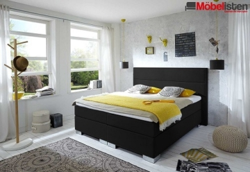 boxspringbett lifestyle test bewertung m belisten boxspring. Black Bedroom Furniture Sets. Home Design Ideas