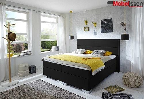 boxspringbett lifestyle test bewertung m belisten boxspring. Black Bedroom Furniture Sets. Home Design Ideas