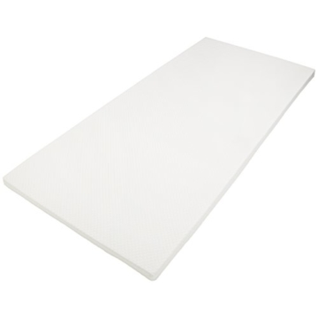 dailydream viscoelastische orthopaedische matratzenauflage mit memory foam effekt