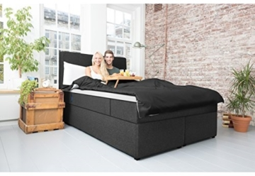 boxspringbett emma test erfahrung bewertung. Black Bedroom Furniture Sets. Home Design Ideas