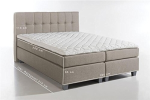 boxspringbett venezia test erfahrung m belfreude boxspring. Black Bedroom Furniture Sets. Home Design Ideas