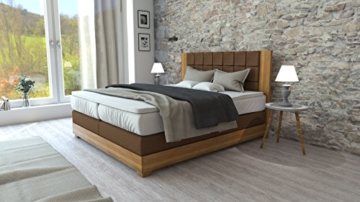 boxspringbett amsterdam boxspring kiki. Black Bedroom Furniture Sets. Home Design Ideas