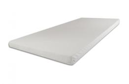 SW Bedding H3 Topper Matratzenauflage Kaltschaum 180x200 x 7 cm Bezug medicare Boxspringbett Auflage - 120 Tage Probeschlafen - 1