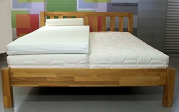 sw bedding medicare kaltschaum topper boxspring kiki. Black Bedroom Furniture Sets. Home Design Ideas